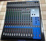 Yamaha MG16XU Mischpult 16-Kanal Mixer
