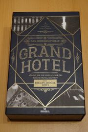 Das geheimnisvolle Grand Hotel Escape