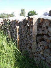 Weiches Brennholz