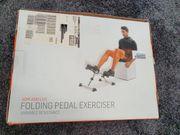 66Fit Arm- und Bein-Pedaltrainer