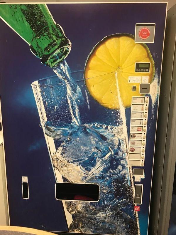 Getränkeautomat - Sielaff FK 230