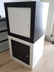 Ikea Würfel - Kallax - mit Türeinsatz