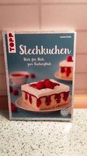 NEU stechkuchen backbuch