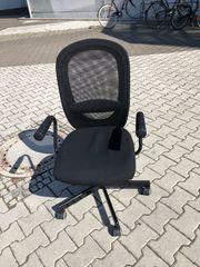 IKEA Schreibtisch-Stuhl abzugeben Zustand Wie