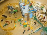 Playmobil Großer Tierpark Zoo 3634