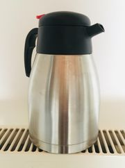 Thermoskanne Teekanne Kaffeekanne Picknick Edelstahl