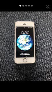 iPhone 5SE 32 GB Silber