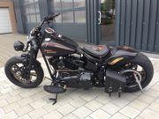Harley Davidson Chopper Cruiser Liebhaberumbau