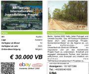 Beteiligung am ARTlantica-Umweltzentrum Portugal
