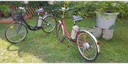 2x E-Bike günstig abzugeben