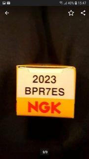 zündkerze BPR7ES NEU motorroller