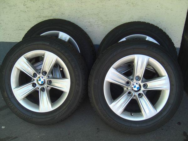 BMW 3er F30 F31 Winterräder