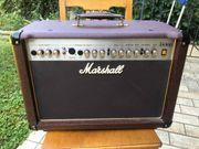 Marshall Akustikgitarren-Verstärker AS50D zu verkaufen
