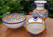 Spanische Keramik