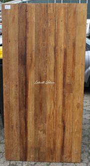 Tischplatte Platte Bohle Tisch Holz
