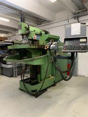 CNC Fräsmaschine Deckel FP4A
