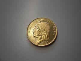 50 Soles Gold Münze Peru Lima 1967 India 33,436 g 900er Gold (Rarität)