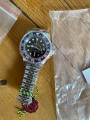 GMT Master II - 126710 - Saphirglas