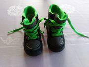 Superfit Goretex Winterstiefel schwarz grün