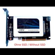 SATA PCIe U 2 SSD