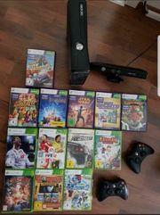 XBox 360 Kinect und 2