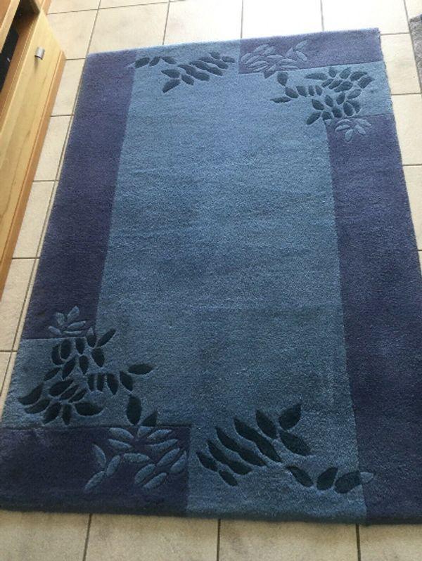 Teppich Indien aus Schurwolle - 1