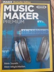 Maker Premium Musikproduktion Eigene Songs