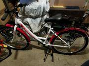 Mädchen Fahrrad von Pegasus wenig