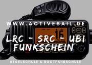 LRC - SRC - UBI Funkschein - Funkzeugnis