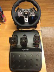 Logitech G920 Driving Force Racing