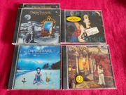 Auflösung Verkleinerung CD Sammlung Metal