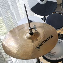 Drums, Percussion, Orff - Masterwork 10 Resonant Series Cymbals