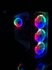 RGB Gaming PC i5 8GB