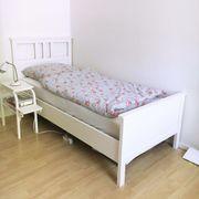 IKEA-Hemnes-Bett weiß 90x200 - fast neu