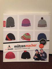 myboshi - Mützenmacher - Häkelbuch