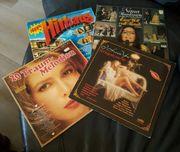 4 VinylLp s Schallplatten