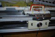 Empisal Knitmaster 360K Lochkartenautomat-Strickmaschine mit