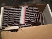 Klammern für Drucklufttacker