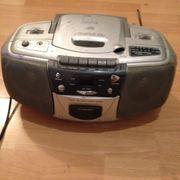 CLATRONIC CD-TAPE-RADIO