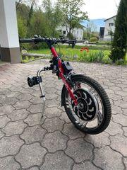 Rollstuhlzuggerät VarioDrive