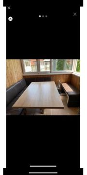 Eckbank Tisch