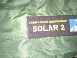 Campingartikel - Ultraleichtzelt Solar 2 Terranova EX
