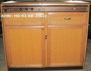 Küchenblock Küchenzeile Wohnmobil komplett 107