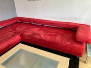 Sofa und Sofatisch zu verschenken