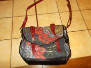Größere Desigual Tasche Handtasche Schultertasche