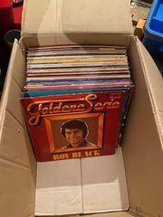 Schallplatten von der Oma
