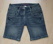 Kurze Mädchen Jeans Shorts C