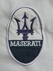 seltenes Maserati LaMartina Shirt
