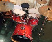TAMBURO FORMULA Drumset Schlagzeug - incl