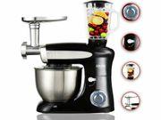 3in1 Küchenmaschine StandMixer Ice Crusher